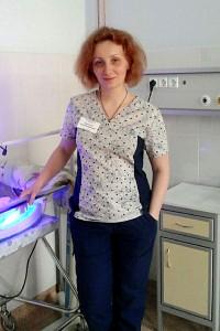 Харитонова Екатерина Сергеевна