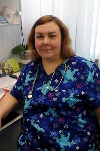 Кириенко Ольга Георгиевна
