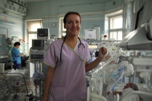 Отделение реанимации и интенсивной терапии для новорожденных детей (ОРИТ)