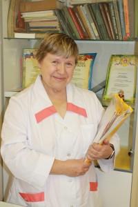 Щербакова Елена Ивановна