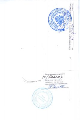 Устав СПб ГБУЗ «ДГБ №17 Св.Николая Чудотворца» Страница 11
