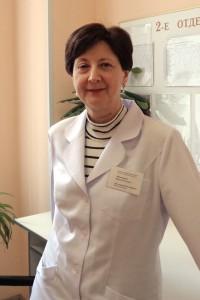 Житнухина Ирина Петровна